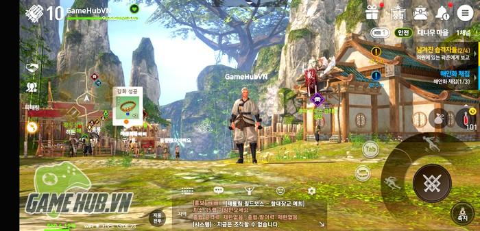 Tải ngay Blade & Soul: Revolution - Cực phẩm MMORPG đúng chuẩn PC vừa nã pháo Mobile - Hình 5