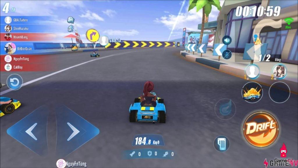 [Trải Nghiệm] ZingSpeed Mobile: Một tựa game đua xe đáng chơi và chiều