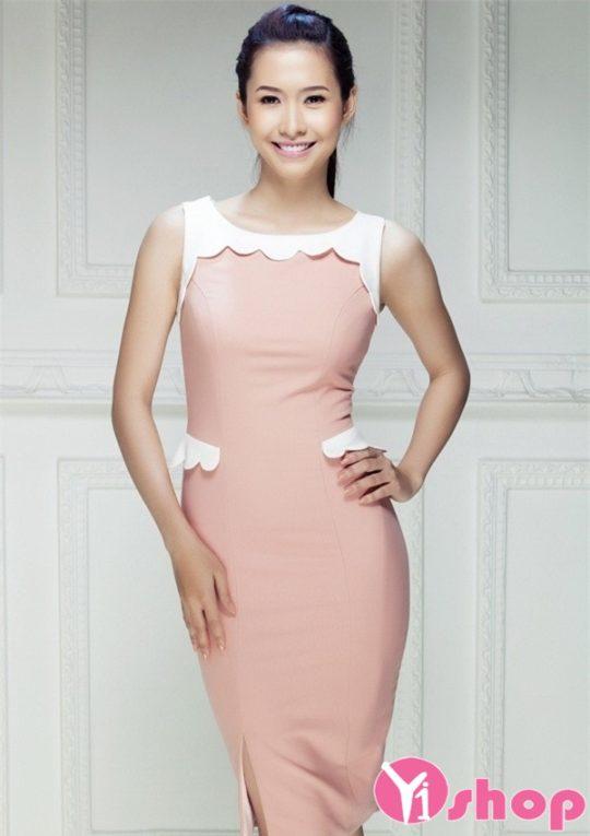Váy đầm ôm body đẹp quyến rũ khoe dáng ngọc gợi cảm dự tiệc - Hình 17