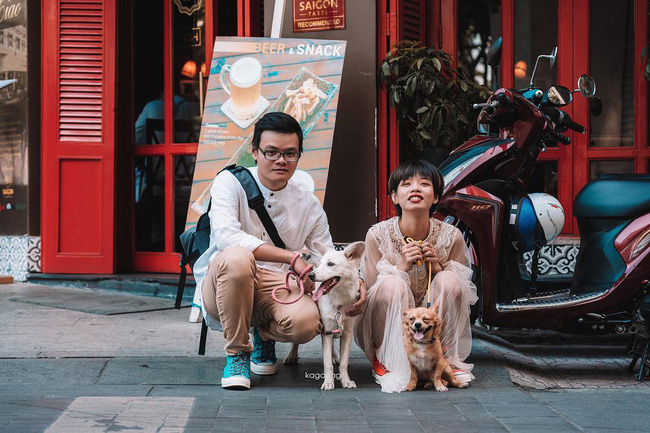 4 năm yêu ngọt ngào của cặp đôi Sài Gòn: Rồi một ngày, sẽ có người thương bạn nhiều như thế! - Hình 6