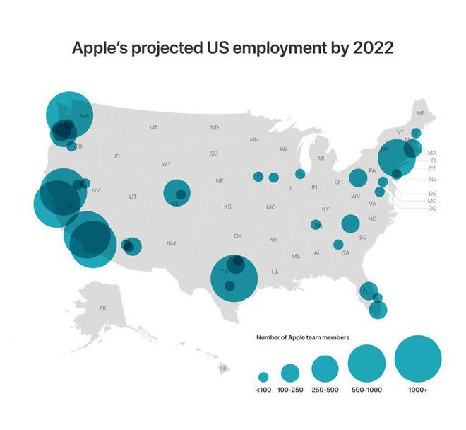 Apple sẽ bỏ ra 1 tỷ USD để xây dựng trụ sở mới tại Texas - Hình 2