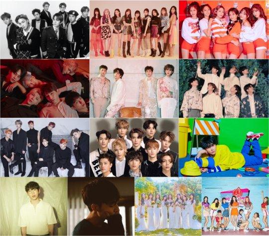 KBS Gayo Daechukje 2018 công bố dàn line-up thứ 2, bộ ba mặn mà đến từ EXO, BTS và TWICE xác nhận làm MC cho chương trình - Hình 1