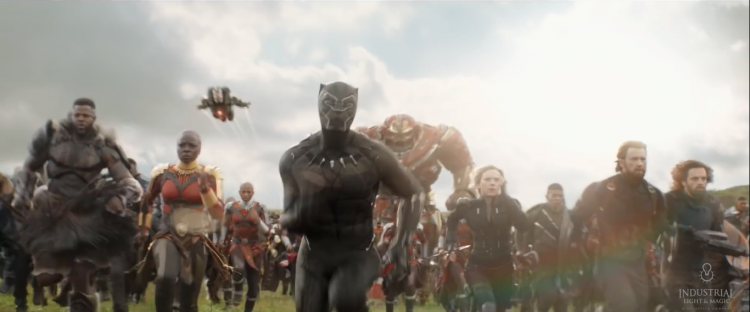 Không thể rời mắt khỏi video bóc tách kỹ xảo đồ họa của Avengers: Infinity War - Hình 6