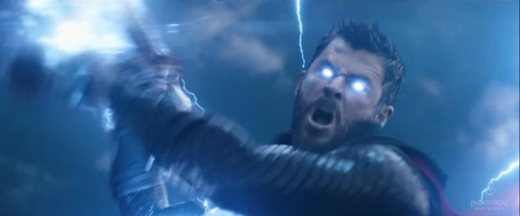 Không thể rời mắt khỏi video bóc tách kỹ xảo đồ họa của Avengers: Infinity War - Hình 13