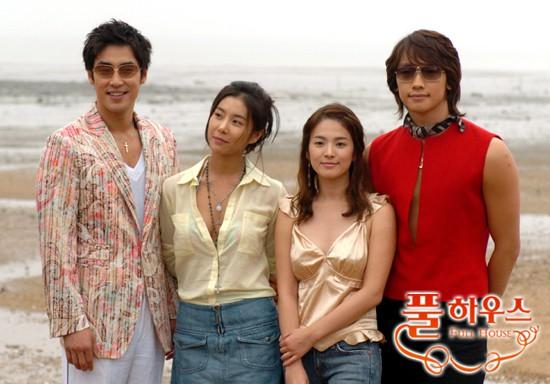 Nhìn gia tài phim của Song Hye Kyo mới thấy bà xã Song Joong Ki từng gây thổn thức biết bao thế hệ! - Hình 8