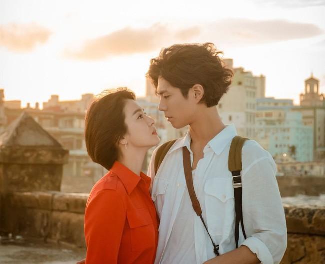 Nhìn gia tài phim của Song Hye Kyo mới thấy bà xã Song Joong Ki từng gây thổn thức biết bao thế hệ! - Hình 20