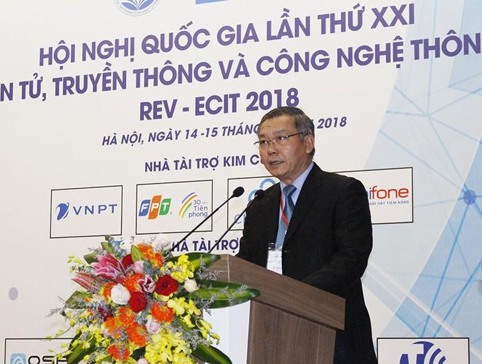 Tạo chính sách đột phá cho ngành công nghiệp ICT để Việt Nam bắt kịp thời cơ trong CMCN 4.0 - Hình 1