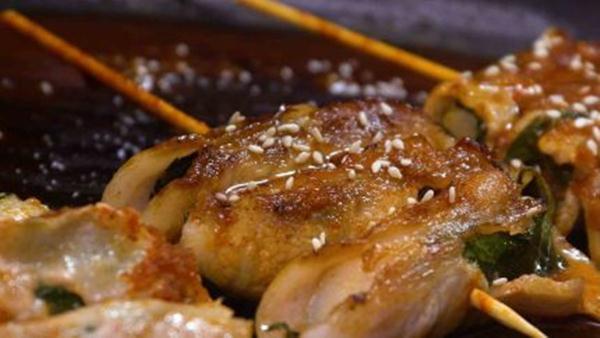 Cuối tuần làm bữa thịt xiên que nóng hổi thơm phức đãi cả nhà - Hình 5