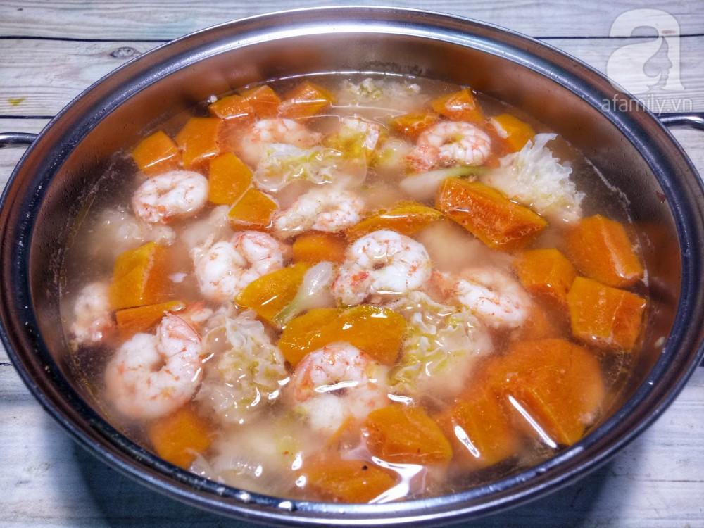 Bữa tối giảm cân mà vẫn đủ chất ngon lành với món canh siêu dễ nấu - Hình 3
