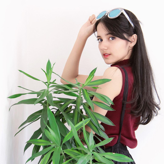 Không chỉ Thái Lan, Indonesia cũng là thiên đường của những cô nàng xinh đẹp! - Hình 10
