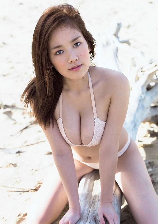 Nhan sắc 2 nàng mẫu Nhật mỡ màng, phổng phao làm đổ gục cánh mày râu - Hình 14
