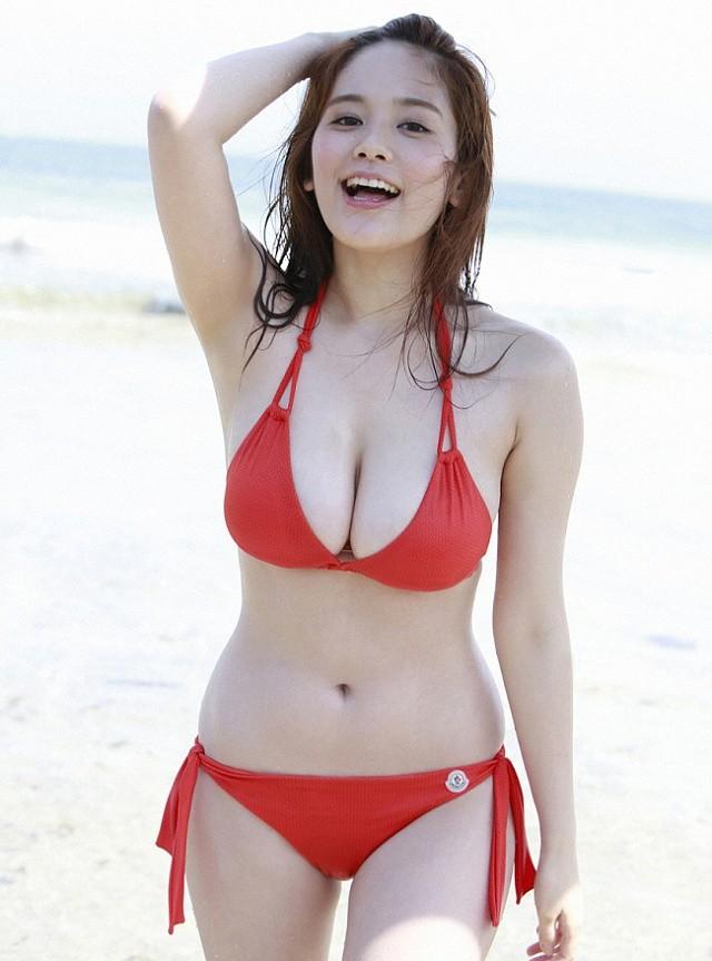 Nhan sắc 2 nàng mẫu Nhật mỡ màng, phổng phao làm đổ gục cánh mày râu - Hình 15