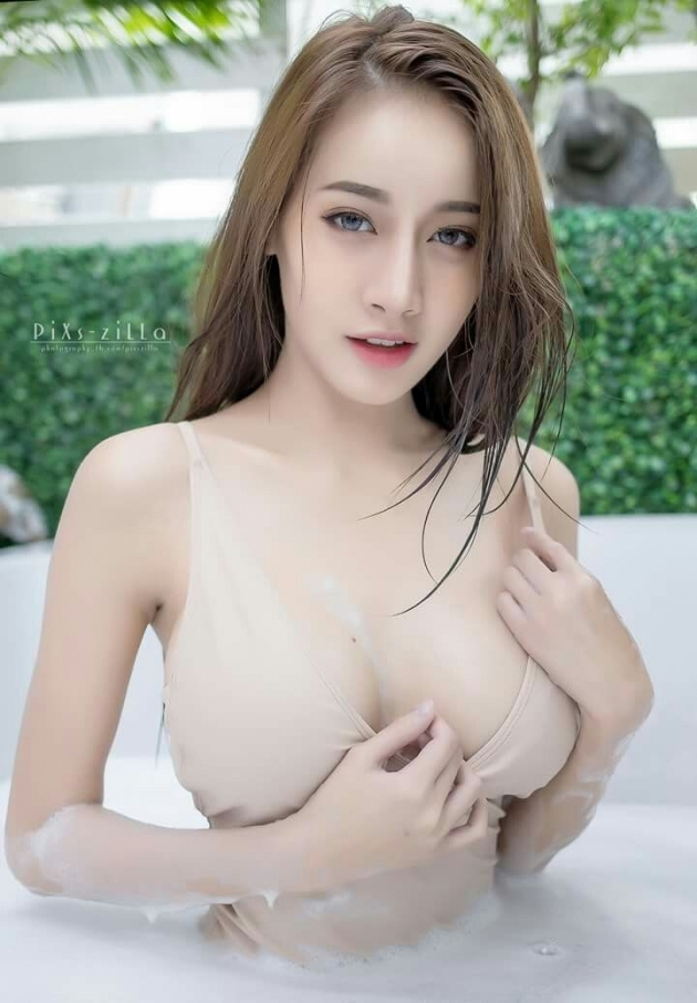 Khuôn ngực hờ hững của người đẹp Thái Lan khiến phái mạnh khao khát - Hình 7