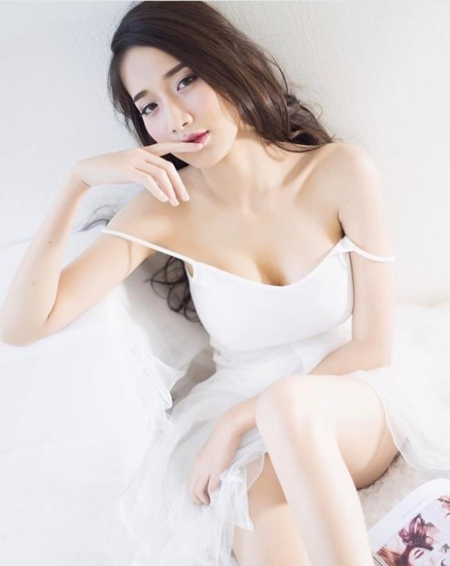 Khuôn ngực hờ hững của người đẹp Thái Lan khiến phái mạnh khao khát - Hình 14