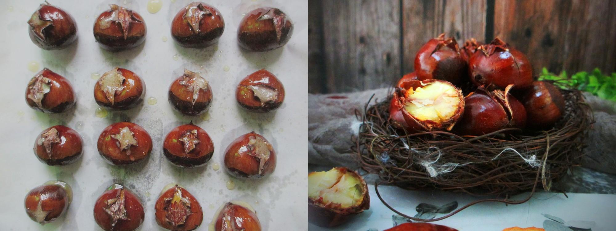 Hạt dẻ nướng bùi thơm nóng hổi là món ngon không thể thiếu mỗi độ đông về - Hình 4