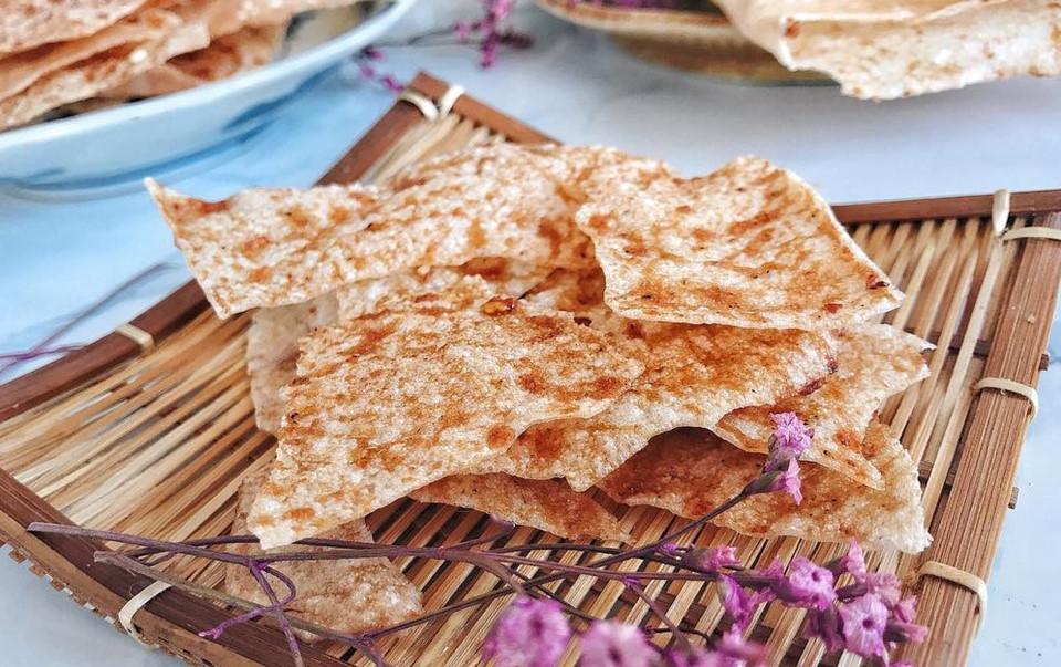 Ngập tràn món ngon từ bánh tráng cho các tín đồ ăn vặt - Hình 3