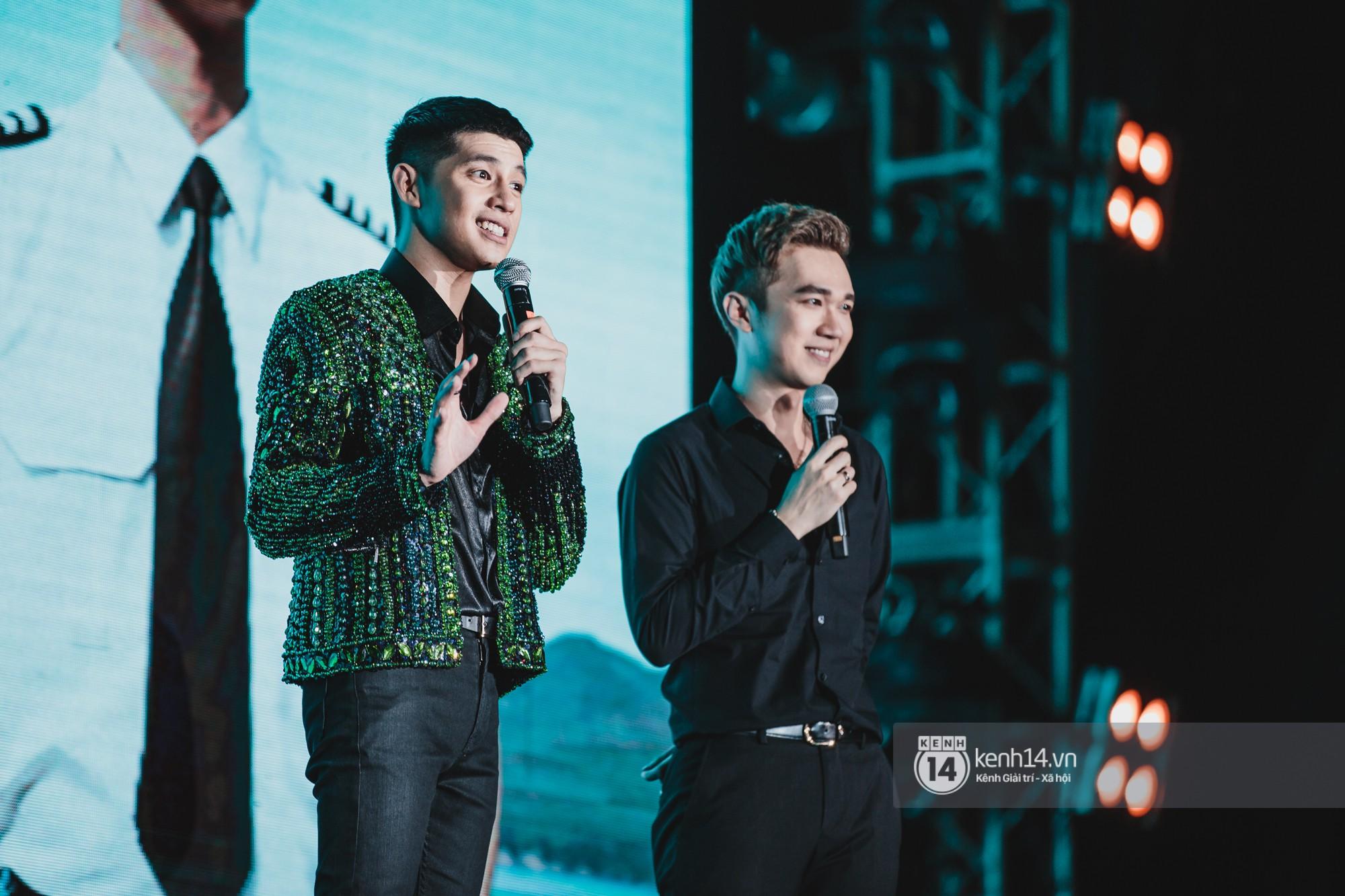 Noo Phước Thịnh với fan Sài thành trong showcase mừng sinh nhật tuổi 30 - Hình 4