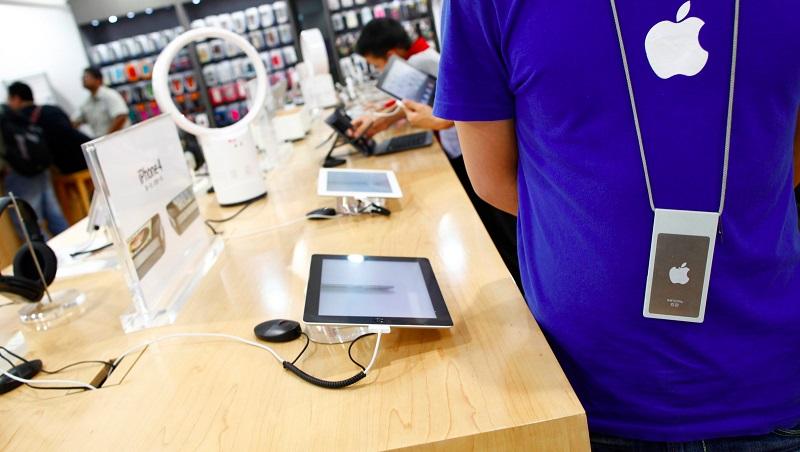Apple điều tra nhân viên nhận hối lộ tại Trung Quốc - Hình 1