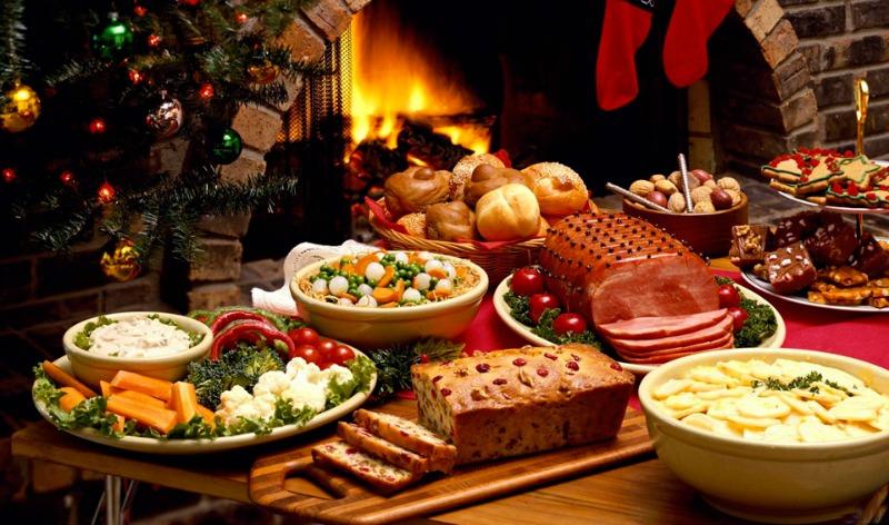 Bất ngờ trước những món ăn Giáng sinh tại Châu Á - Hình 2