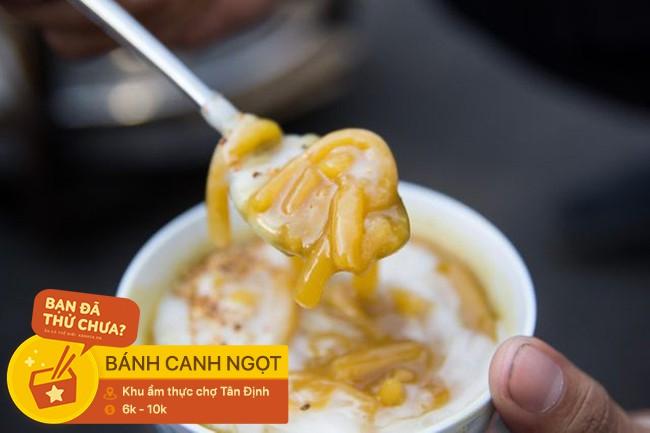 Đố nơi nào ăn uống trội bằng Sài Gòn: bánh trôi nước ăn với mì, bánh canh lại có cả cốt dừa và đậu xanh - Hình 8