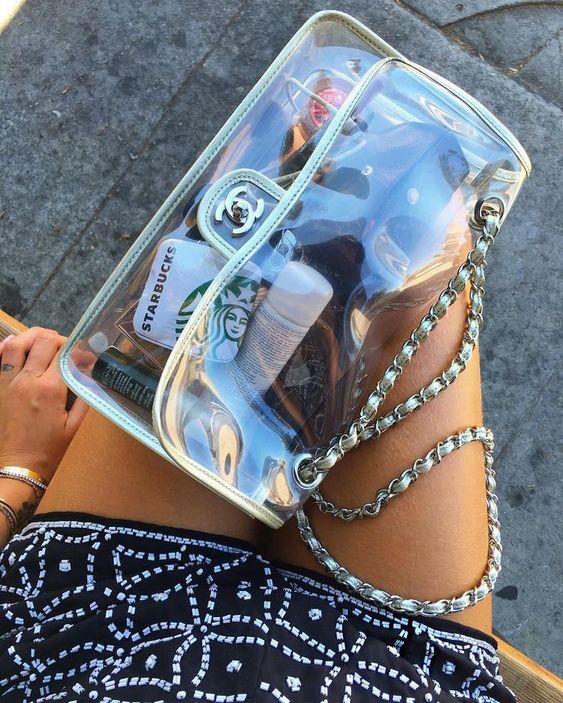 Transparency - Xu hướng thời trang trong suốt - Hình 4