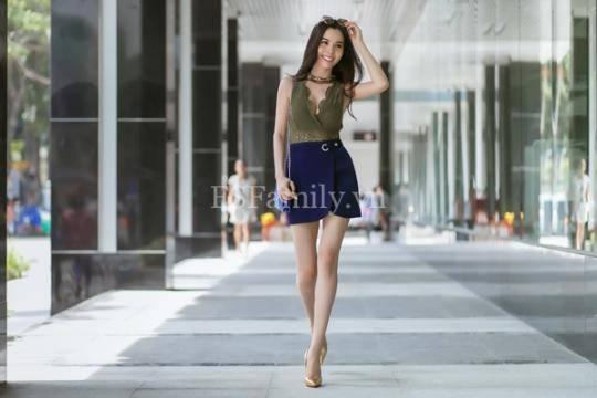 Gợi ý 4 set đồ street style đẹp dạo phố  giúp bạn gợi cảm hơn bao giờ hết - Thời trang