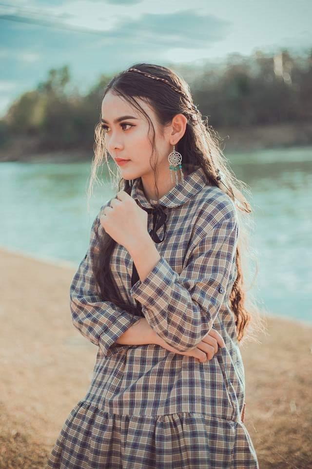 Nữ sinh Hutech bị nhầm là bông hồng lai Thái Lan vì nét đẹp đặc biệt thu hút - Hình 10