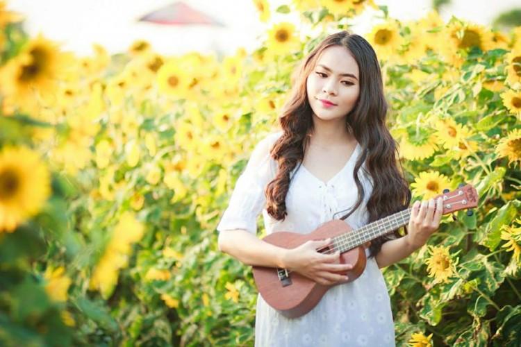 Nữ sinh Hutech bị nhầm là bông hồng lai Thái Lan vì nét đẹp đặc biệt thu hút - Hình 6