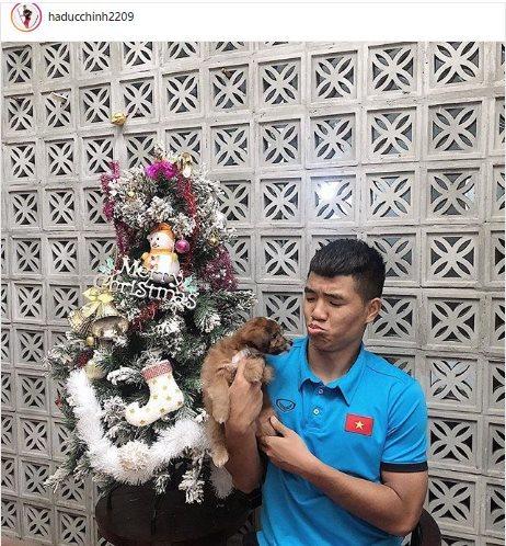 Quang Hải, Bùi Tiến Dũng, Văn Toàn nhí nhố trong đêm Noel - Hình 9