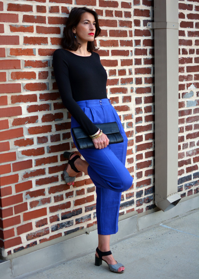 5 nguyên tắc trang phục cho phụ nữ ngoài 30 - Hình 4