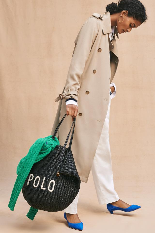 BST Xuân- Hè 2019 của Polo Ralph Lauren:những quý cô thanh lịch - Hình 6