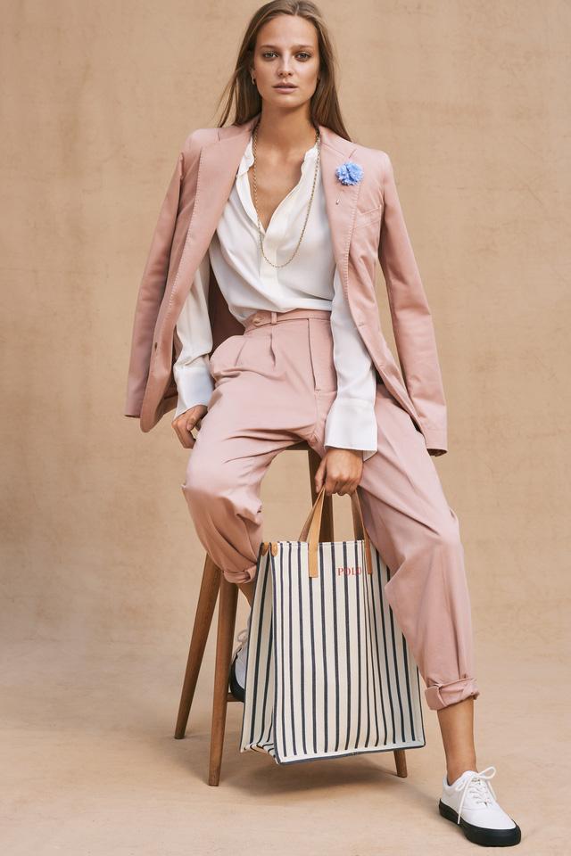 BST Xuân- Hè 2019 của Polo Ralph Lauren:những quý cô thanh lịch - Hình 1