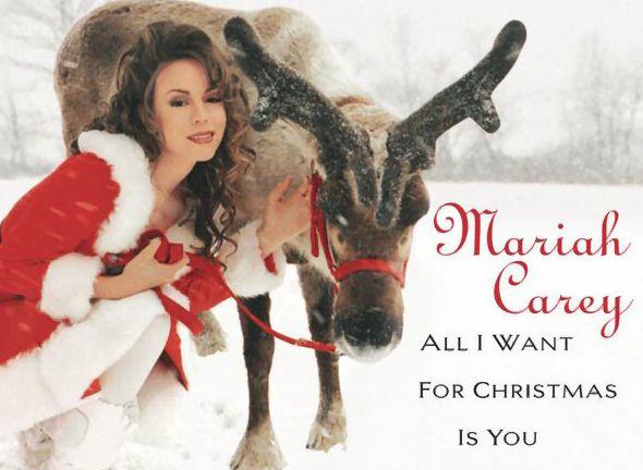 Ca khúc Giáng sinh quốc dân của Mariah Carey phá kỷ lục nghe trực tuyến trong 24 giờ của Spotify - Hình 1