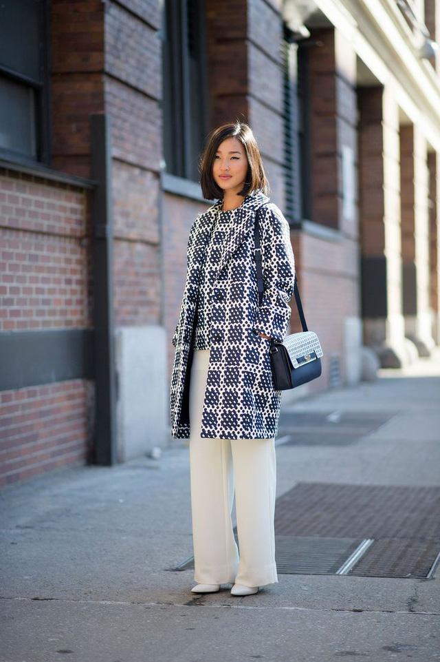 Các bí quyết chọn trang phục ấm mà đẹp cho mùa đông - Hình 9