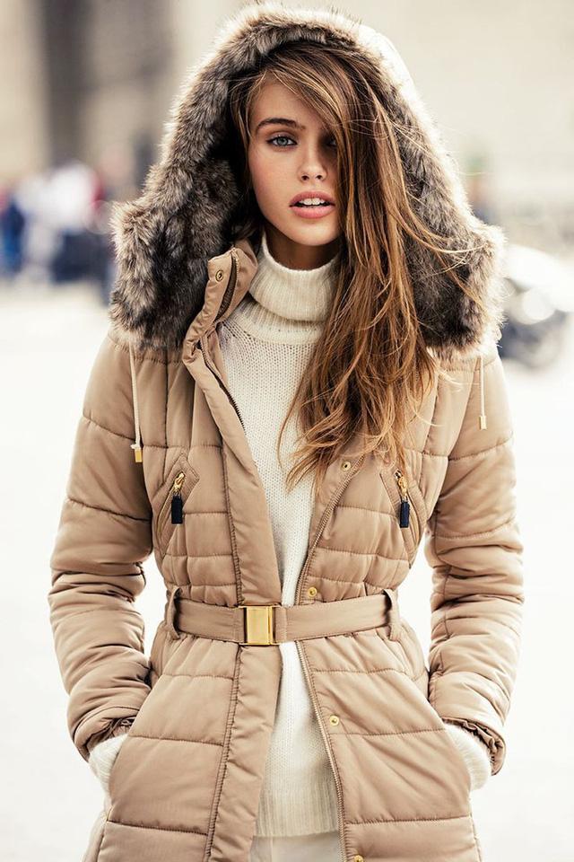 Các bí quyết chọn trang phục ấm mà đẹp cho mùa đông - Hình 7