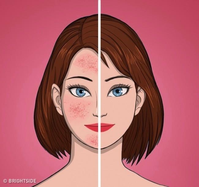 Chỉ cần làm điều này mỗi tối trước khi ngủ, bạn sẽ trì hoãn lão hóa và ngăn ngừa các vấn đề về da này - Hình 4