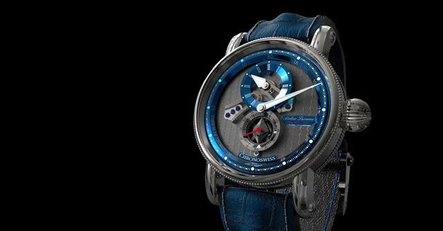 Chronoswiss: vẻ đẹp của những chiếc đồng hồ cơ - Hình 1