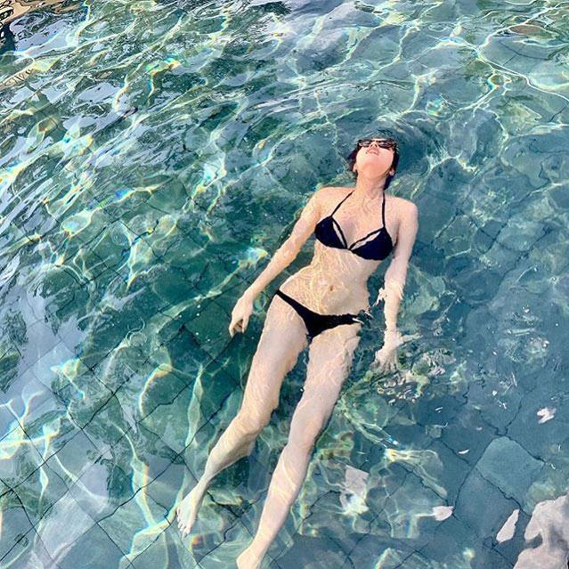 Hoa hậu Kỳ Duyên: Cứ khó chịu trong lòng là phải lên đồ - Hình 9