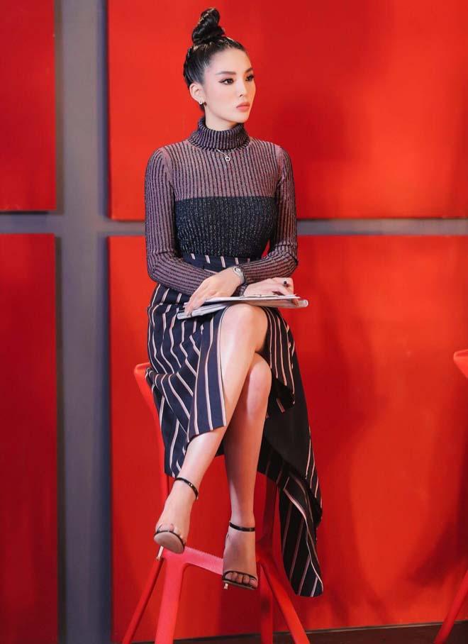 Hoa hậu Kỳ Duyên: Cứ khó chịu trong lòng là phải lên đồ - Hình 6
