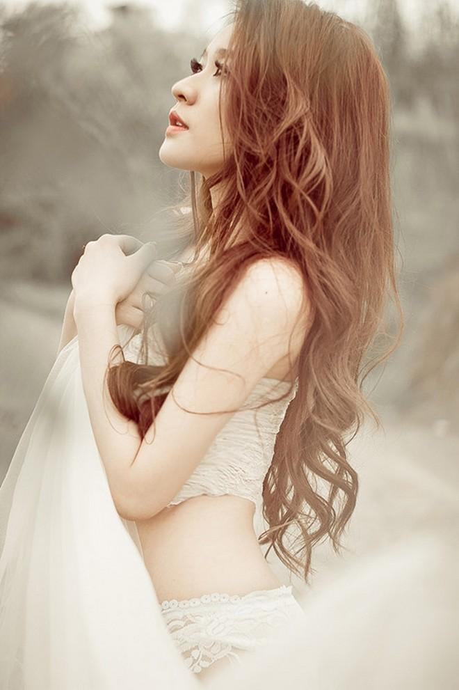 Hotgirl, người mẫu ảnh 9x siêu gợi cảm và quyến rũ - Hình 5