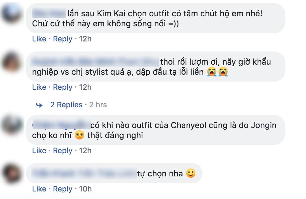 Kai (Exo) có đang mặc áo bơi lên sân khấu? - Hình 8