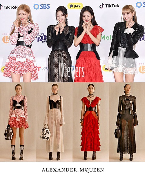 Làm stylist cho Black Pink khó lắm: khéo chọn đồ bình đẳng cho nhóm, nhưng shock nhất là màn cắt váy của thành viên này - Hình 6