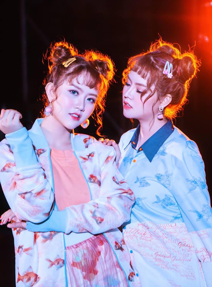 Nhóm nhạc chị em sinh đôi Gemini: Chúng tôi không muốn ăn theo chị em Lệ Nam - Nam Em - Hình 8