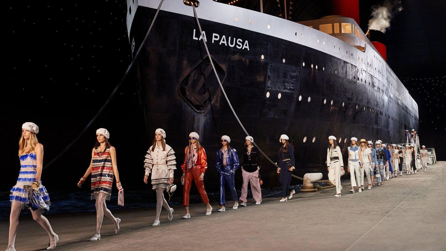 Những nàng thủy thủ cá tính bên con thuyền La Pausa - Hình 4