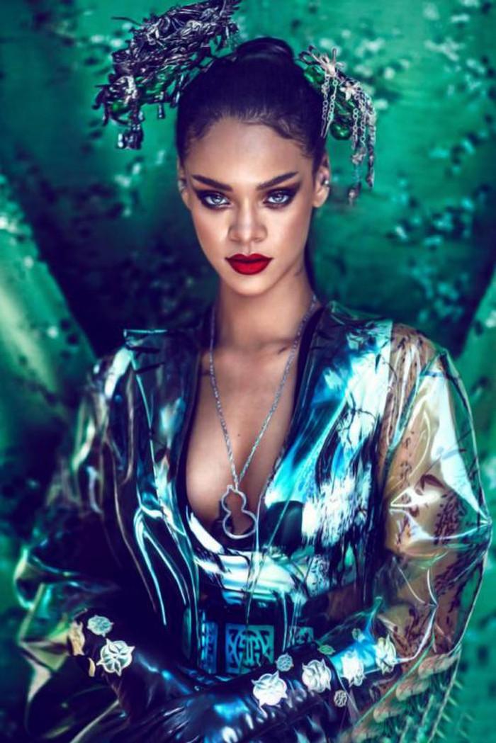 Rihanna à, sự kiên nhẫn của fan đã cạn kiệt... - Hình 6