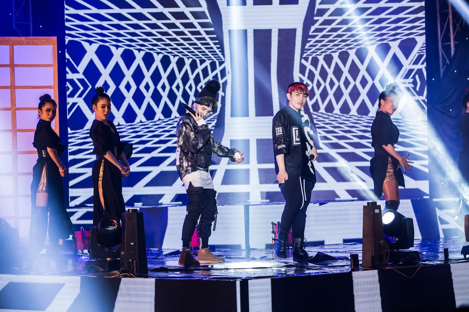 Sĩ Thanh, Tino, Hoàng Yến Chibi, JinJu mang những bản hit góp mặt trong liveshow đầu tiên của Zero9 - Hình 7