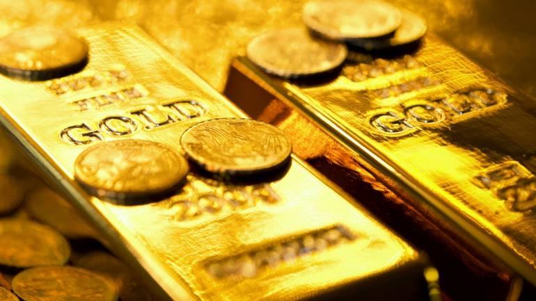 Vàng trong nước giảm sâu, vàng thế giới vẫn đứng ở mức cao - Hình 1