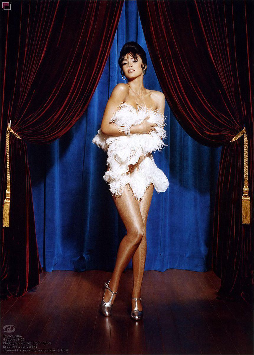Mê đắm ngắm body cực gợi cảm của 'thiên thần bóng tối' Jessica Alba - Hình 8