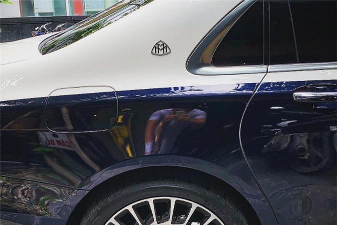 Em trai Ngọc Trinh sở hữu Mercedes-Maybach S560 hơn 11 tỷ - Hình 4