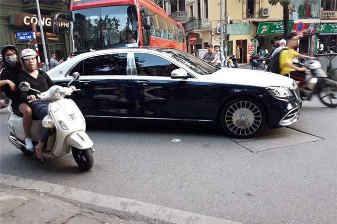 Em trai Ngọc Trinh sở hữu Mercedes-Maybach S560 hơn 11 tỷ - Hình 1